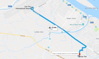Vé máy bay Đà Nẵng đi Cần Thơ