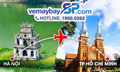 Vé máy bay Hà Nội đi Sài Gòn