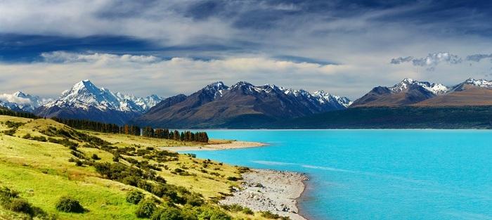 Vé máy bay đi New Zealand