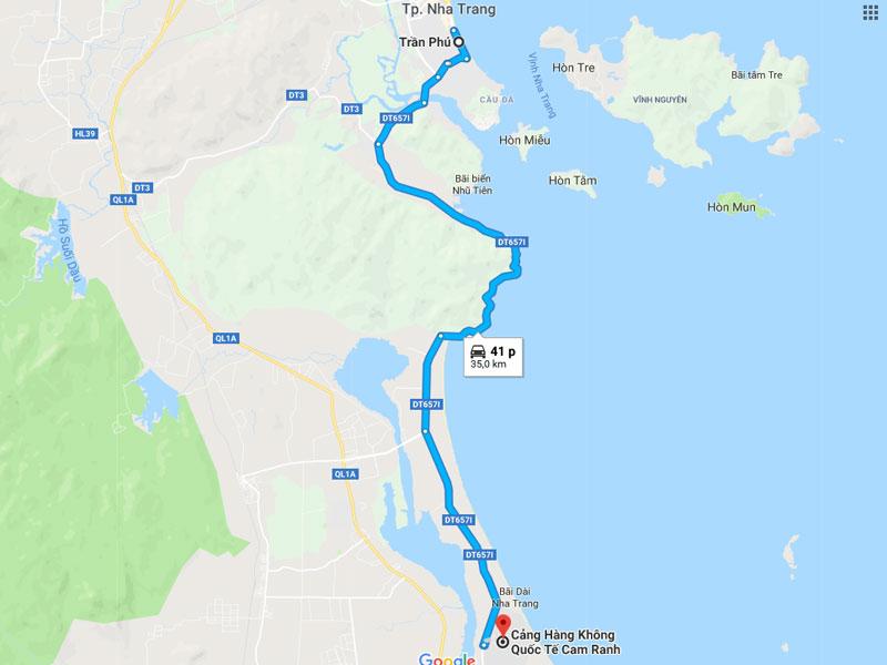 Vé máy bay Hải Phòng đi Nha Trang