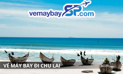 Vé máy bay đi Chu Lai giá rẻ