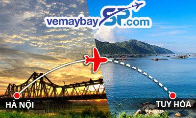 Vé máy bay Hà Nội đi Tuy Hòa