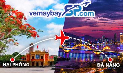 Vé máy bay Hải Phòng đi Đà Nẵng