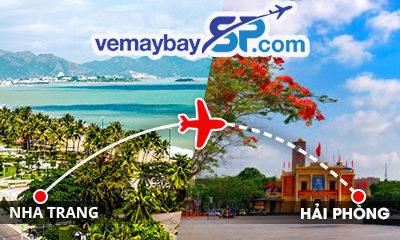 Vé máy bay Nha Trang đi Hải Phòng