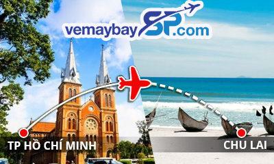 Vé máy bay Sài Gòn đi Chu Lai