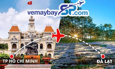 Vé máy bay Sài Gòn đi Đà Lạt