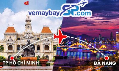 Vé máy bay Sài Gòn đi Đà Nẵng