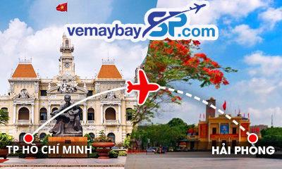 Vé máy bay Hồ Chí Minh đi Hải Phòng