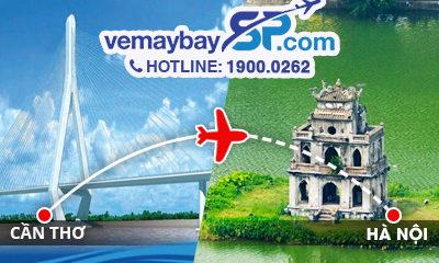 Vé máy bay Cần Thơ đi Hà Nội