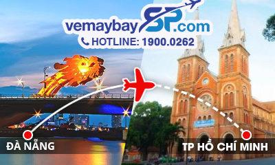Vé máy bay Đà Nẵng đi Hồ Chí Minh