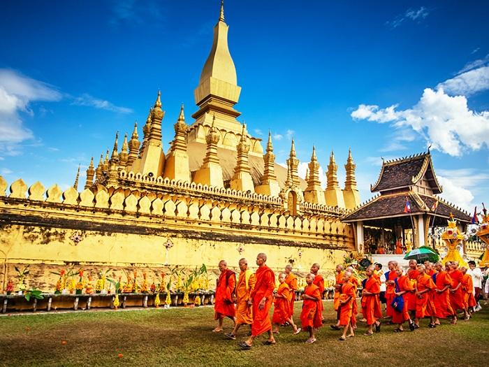 Vé máy bay đi Lào giá rẻ