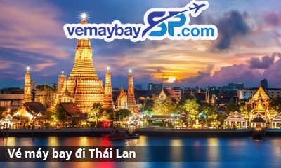 ve may bay đi thai lan