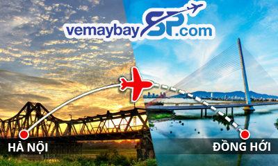 Vé máy bay Hà Nội đi Đồng Hới