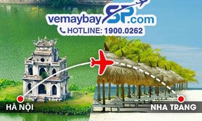 Vé máy bay Hà Nội đi Nha Trang
