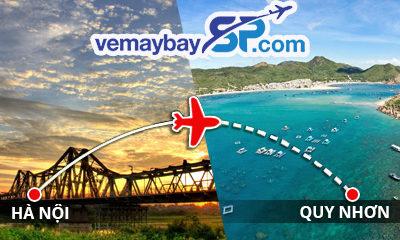 Vé máy bay Hà Nội đi Quy Nhơn