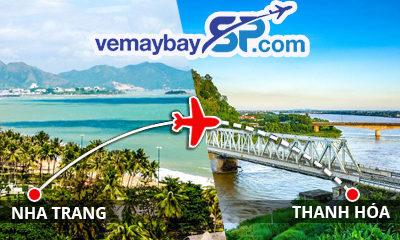 Vé máy bay Nha Trang đi Thanh Hóa