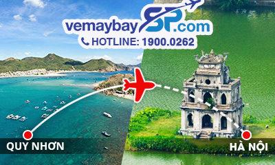 Vé máy bay Quy Nhơn đi Hà Nội