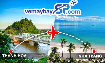 Vé máy bay Thanh Hoá đi Nha Trang