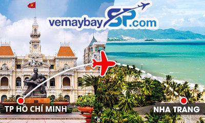 Vé máy bay Hồ Chí Minh đi Nha Trang