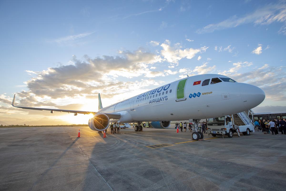 Từ 29-3, Bamboo Airways mở đường bay thẳng Hà Nội - Praha (Séc)